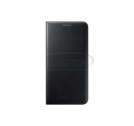 گلکسی ایی 5 سامسونگ فلیپ ولت مشکی Samsung Galaxy E5 Flip Wallet Black