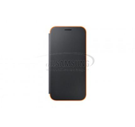 گوشی سامسونگ گلکسی ای 5 2017 نئون فلیپ کاور مشکی Samsung Galaxy A5 2017 Neon Flip Cover EF-FA520PB Black