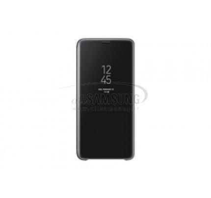 گلکسی اس 9 پلاس سامسونگ کلیر ویو استندینگ کاور مشکی Samsung Galaxy S9+ Clear View Standing Cover Black