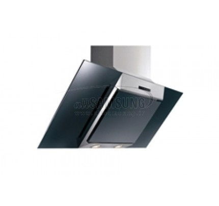 هود آشپزخانه سامسونگ مدل اچ 90 مشکی با پنل استیل Samsung Hood H90 Black