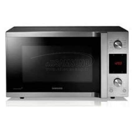 مایکروویو سامسونگ 45 لیتری سی ایی 453 استیل Samsung Microwave CE453 Steel