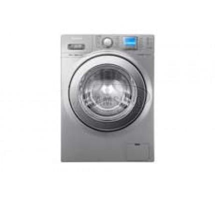 ماشین لباسشویی سامسونگ 12 کیلویی تسمه ای نقره ای Samsung Washing Machine 12kg H145 Silver