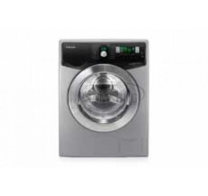 ماشین لباسشویی سامسونگ 7 کیلویی تسمه ای نقره ای Samsung Washing Machine 7kg J1250 Silver