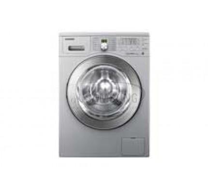 ماشین لباسشویی سامسونگ 7 کیلویی بدون تسمه نقره ای Samsung Washing Machine 7kg J1440 Silver