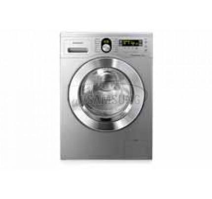 ماشین لباسشویی سامسونگ 7 کیلویی بدون تسمه نقره ای Samsung Washing Machine 7kg J1435 Silver