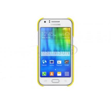 گلکسی جی 1 سامسونگ پروتکتیو کاور زرد Samsung Galaxy J1 Protective Cover Yellow