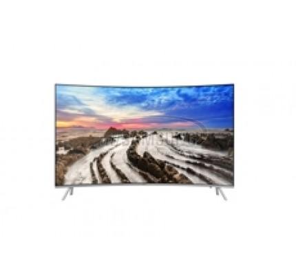 تلویزیون ال ای دی منحنی سامسونگ 55 اینچ سری 8 هوشمند Samsung LED Premium UHD 4K Curved Smart TV 55MU8995 Series 8
