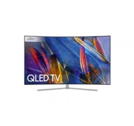تلویزیون کیو ال ای دی منحنی سامسونگ 55 اینچ سری 7 Samsung Curved QLED UHD PHDR Smart TV 55Q7880
