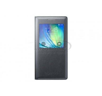 گلکسی ای 5 سامسونگ اس ویو کاور خاکستری Samsung Galaxy A5 S View Cover Gray