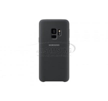 گلکسی اس 9 سامسونگ سیلیکون کاور مشکی Samsung Galaxy S9 Silicone Cover Black EF-PG960TB