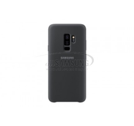 گلکسی اس 9 پلاس سامسونگ سیلیکون کاور مشکی Samsung Galaxy S9+ Silicone Cover Black
