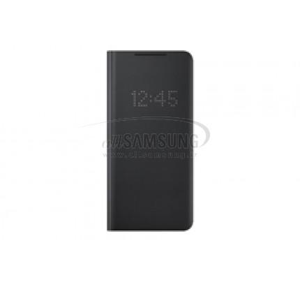 کیف هوشمند سامسونگ Samsung Galaxy S21 Ultra 5G Smart LED View Cover مشکی