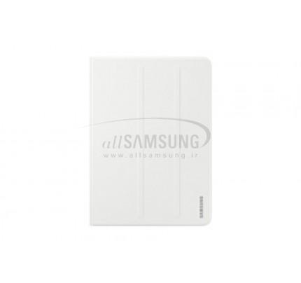 گلکسی تب اس 3 سامسونگ بوک کاور سفید Samsung Galaxy Tab S3 Book Cover White