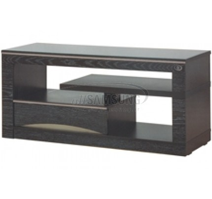 میز تلویزیون سامسونگ مدل R111 مشکی لیزری Tv Stand R111 Laser Black