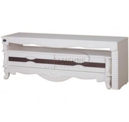 میز تلویزیون سامسونگ مدل R704 سفید صحرایی Tv Stand R704 Desert White