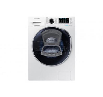 ماشین لباسشویی و خشک کن سامسونگ 8 کیلویی گیربکسی سفید Samsung Washing Machine Dryer 8kg Q1479 White