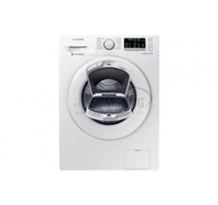 ماشین لباسشویی سامسونگ 7 کیلویی تسمه ای ادواش سفید Samsung Washing Machine AddWash 7kg J1477 White