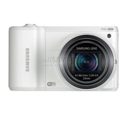 دوربین دیجیتال سامسونگ هوشمند سری WB سفید Samsung Smart Camera WB-800F White