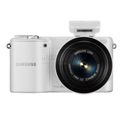 دوربین دیجیتال سامسونگ هوشمند سری NX سفید Samsung Smart Camera NX-2000 White
