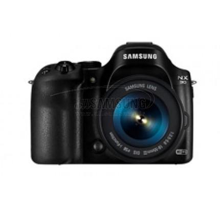 دوربین دیجیتال سامسونگ هوشمند سری NX مشکی Samsung Smart Camera NX-30 Black