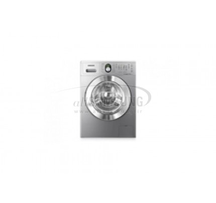 ماشین لباسشویی سامسونگ 7 کیلویی تسمه ای نقره ای Samsung Washing Machine 7kg J1245 Silver