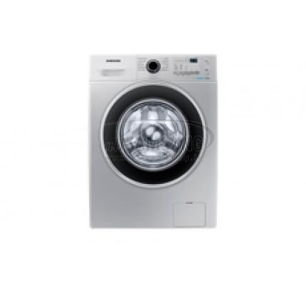 ماشین لباسشویی سامسونگ 8 کیلویی Q1255 تسمه ای نقره ای Samsung Washing Machine 8kg Q1255 Silver