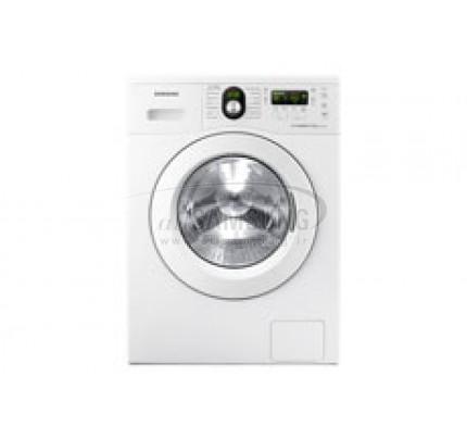 ماشین لباسشویی سامسونگ 6 کیلویی تسمه ای B1225 سفید Samsung Washing Machine 6kg B1225 White