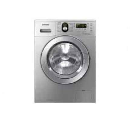 ماشین لباسشویی سامسونگ 6 کیلویی تسمه ای B1225 نقره ای Samsung Washing Machine 6kg B1225 Silver