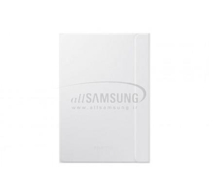 گلکسی تب ای 7-9 سامسونگ بوک کاور سفید Samsung Galaxy Tab A 9-7 Book Cover White