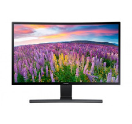 مانیتور سامسونگ 27 اینچ منحنی Samsung 27 Curved Monitor with matt black body S27E510C