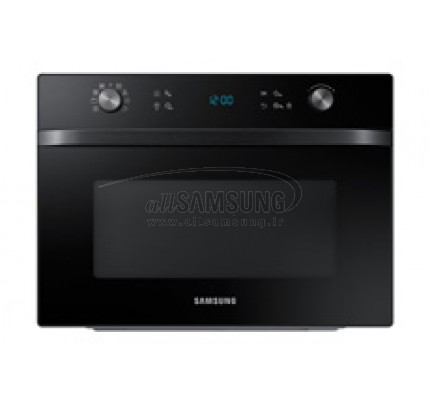 مایکروویو سامسونگ 35 لیتری سامی 12 با کانوکشن مشکی Samsung Microwave Sami12 Black