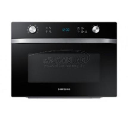 مایکروویو سامسونگ 35 لیتری سامی 12 نقره ای با گریل Samsung Microwave Sami12 Silver