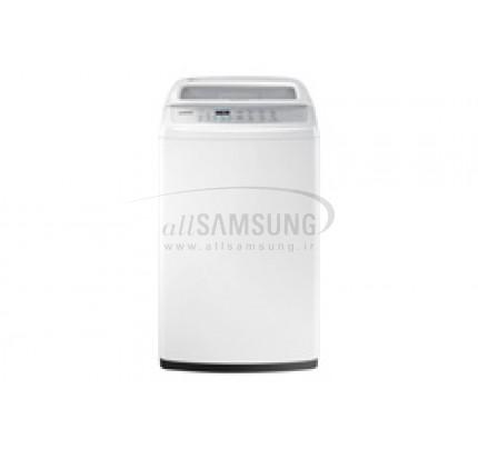 ماشین لباسشویی سامسونگ 7 کیلویی درب بالا WA11B سفید Samsung Washing Machine 7kg WA11B White