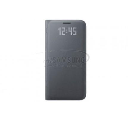 گلکسی اس 7 سامسونگ ال ای دی ویو کاور مشکی Samsung Galaxy S7 LED View Cover Black