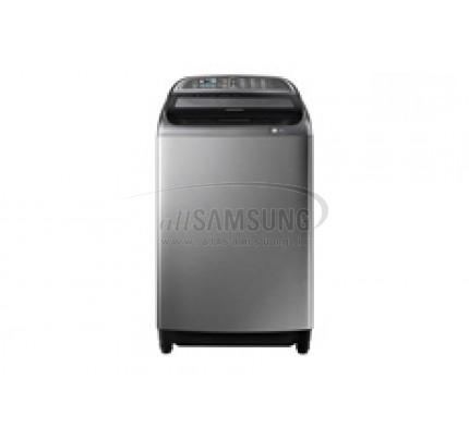 ماشین لباسشویی سامسونگ 13 کیلویی درب بالا نقره ای Samsung Washing Machine 13kg WA18 Silver