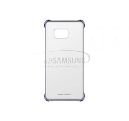 گلکسی اس 6 اج پلاس سامسونگ کلیر کاور مشکی Samsung Galaxy S6 edge+ Plus Clear Cover Black