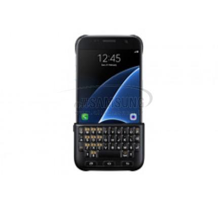 گلکسی اس 7 اج سامسونگ کیبورد کاور مشکی Samsung Galaxy S7 edge Keyboard Cover Black