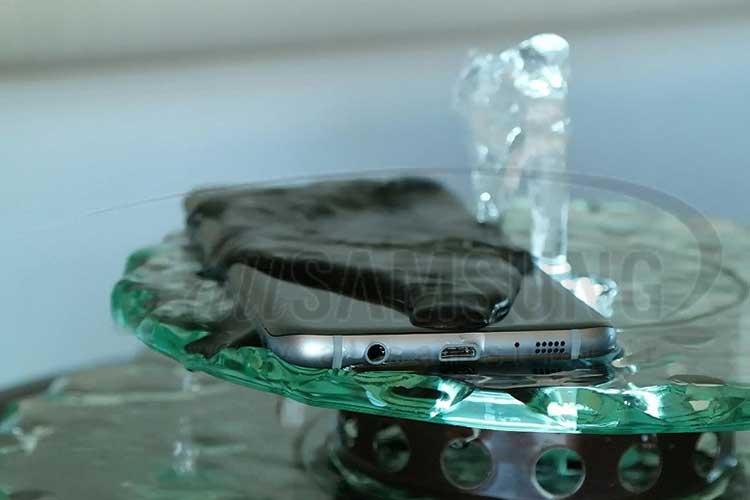گلکسی اس 7 مقاوم در برابر آب