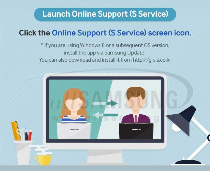 سامانه خدماتی اس سرویس