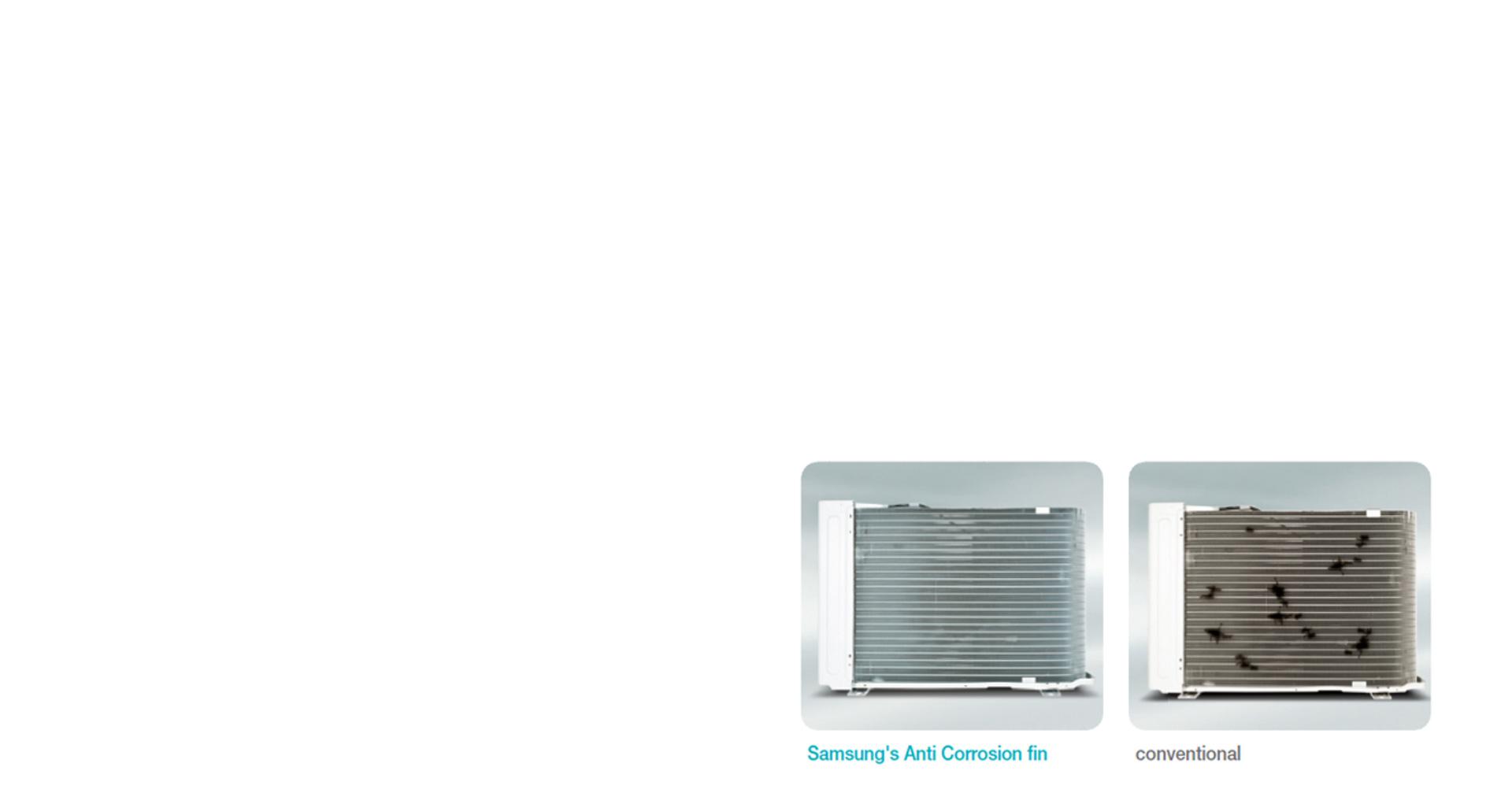 طراحی روکش محافظ فین در کولر گازی مدل بوراکای