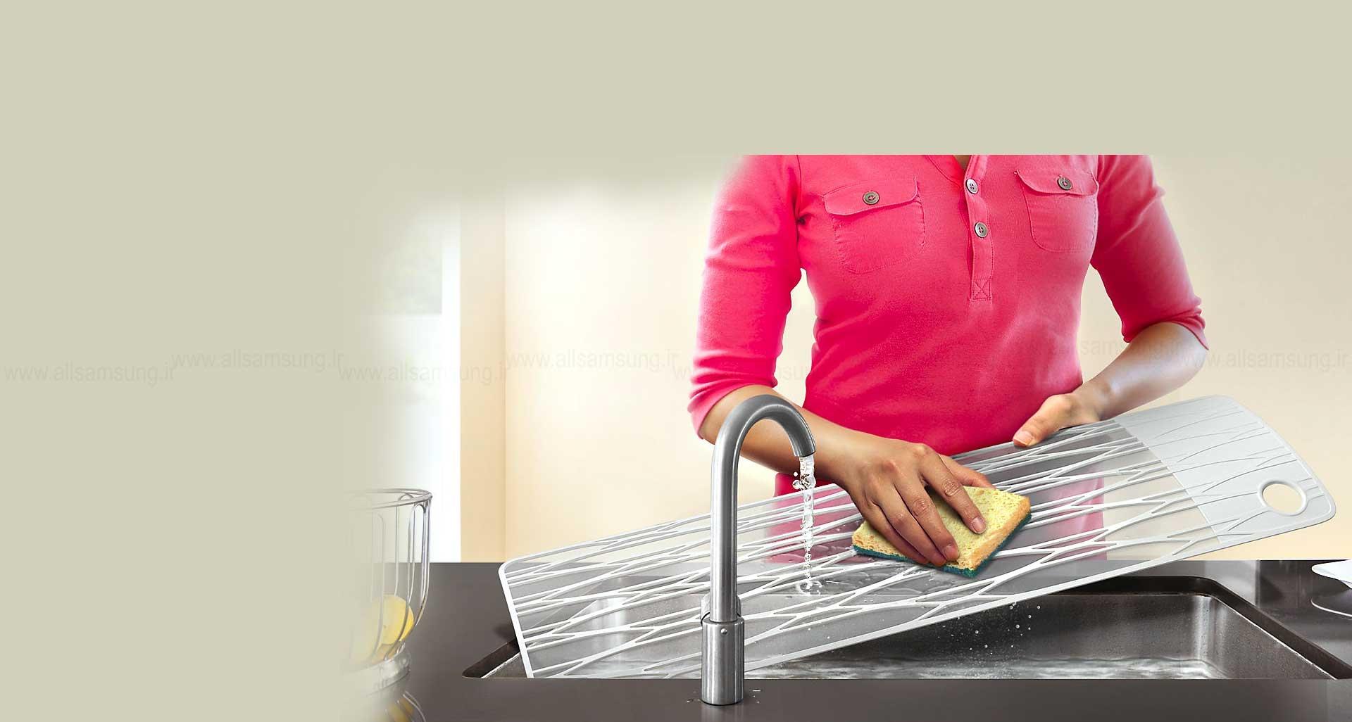 روشی راحت برای تمیز کردن فیلتر کولرگازی گود 1 اینورتر