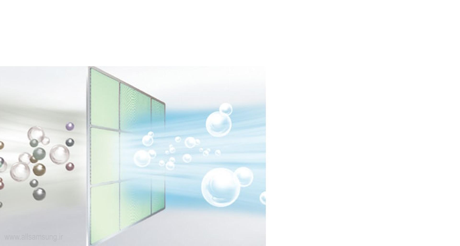 فیلتر فول اچ دی کولر گازی ap50mv سامسونگ (ماکزیمم 60 درصد)