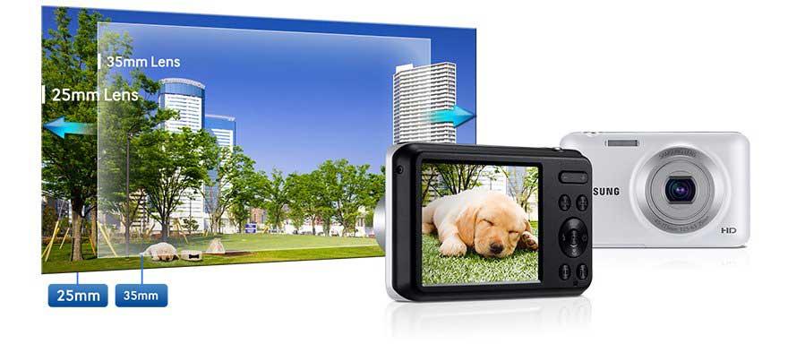 دوربین دیجیتال سامسونگ سری ES قرمز ES-95