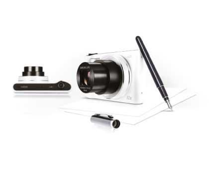 دوربین دیجیتال سامسونگ هوشمند سری WB مشکی WB-30F