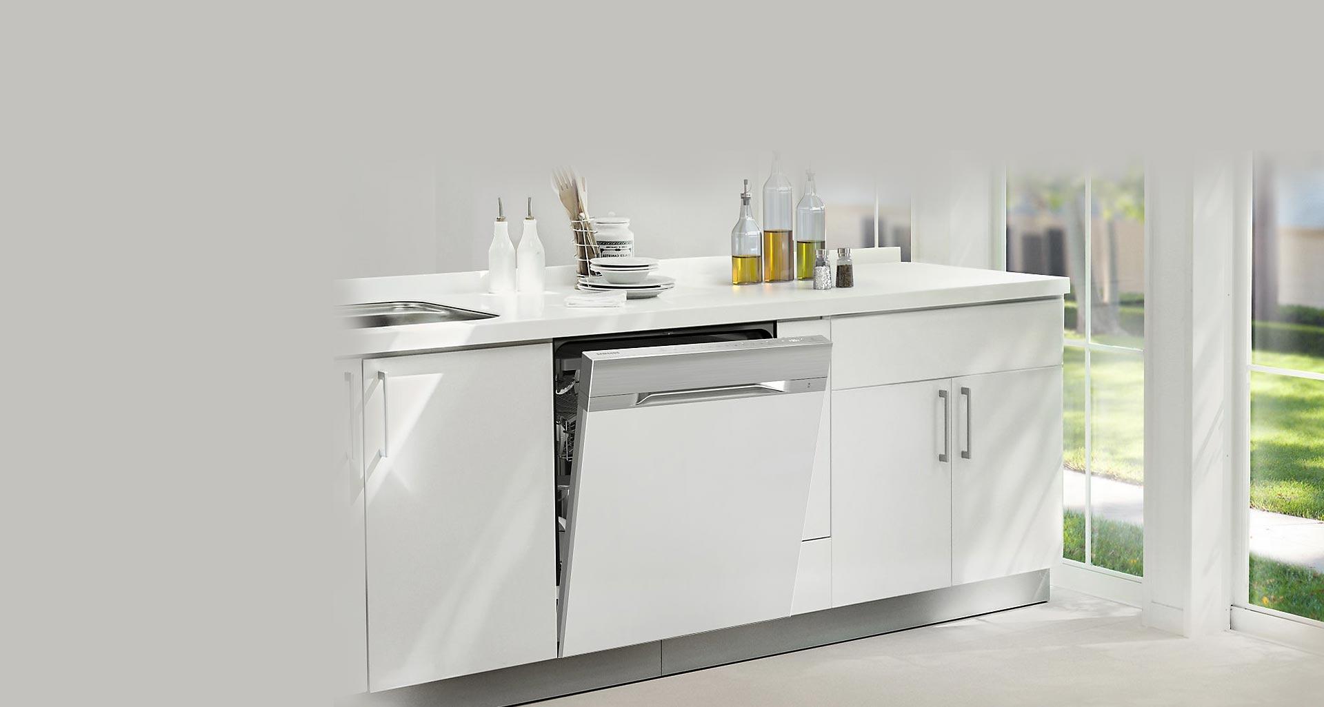 طراحی خیره کننده ماشین ظرفشویی D164 سامسونگ