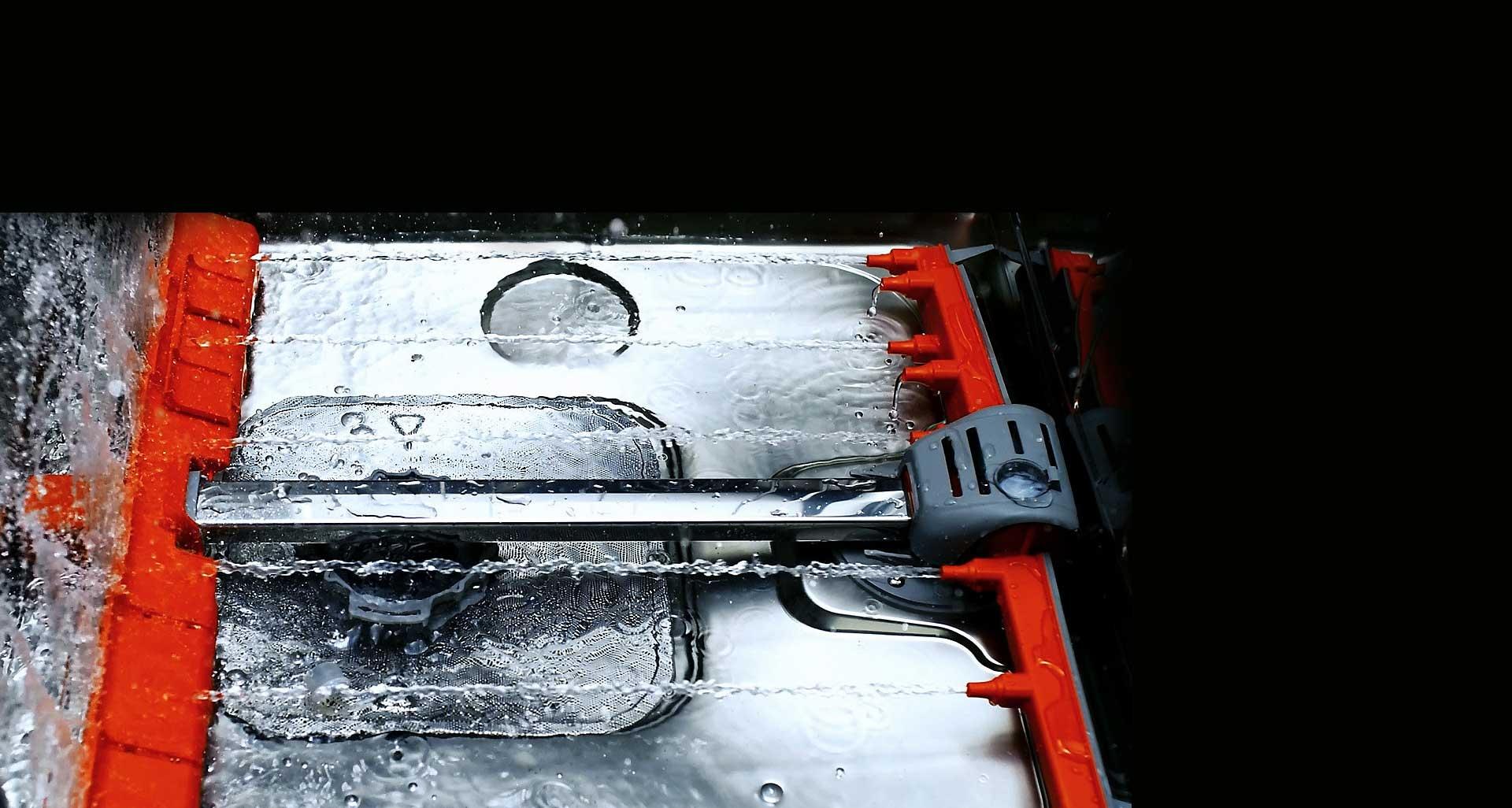 تحول شست و شو با ماشین ظرفشویی D164 سامسونگ
