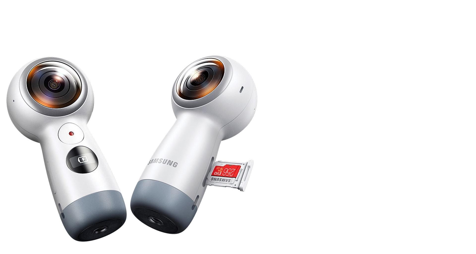 قابلیت حمل بسیار بالای دوربین 360 سامسونگ
