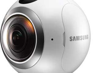 دوربین گیر 360 سامسونگ