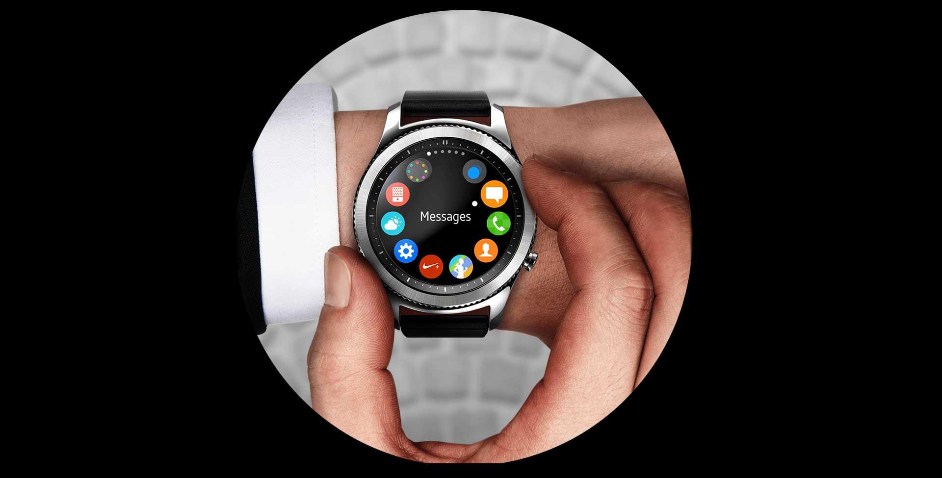 ساعت هوشمند اس 3 کلاسیک سامسونگ