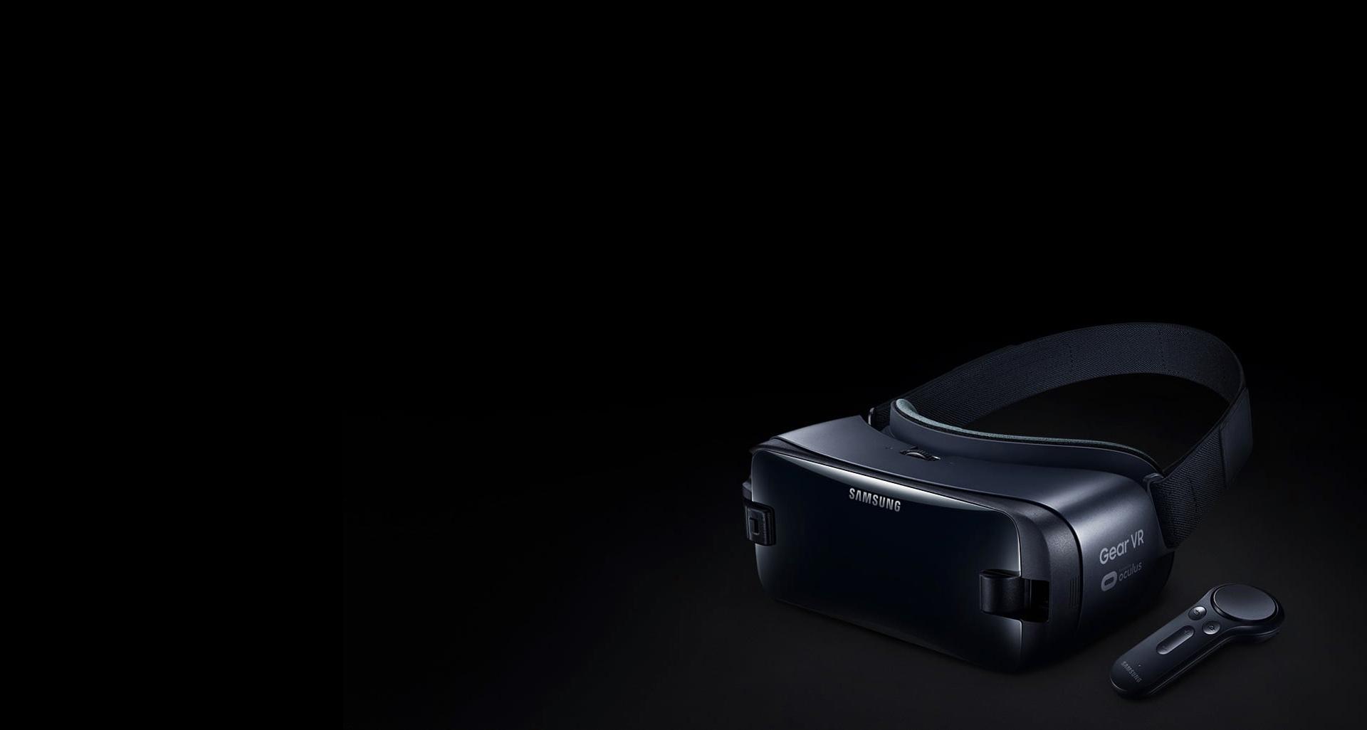 گیر وی آر با کنترل کننده 4D سامسونگ